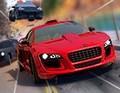 لعبة سباق السيارات المجنونة