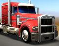 لعبة قيادة الشاحنات المجنونة