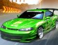 لعبة سباق سيارات النيترو