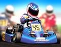 لعبة سباق العربات المفتوحة