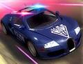 لعبة سباق سيارات الشرطة