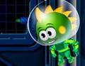 لعبة التنين و الفقاعات الفضائية