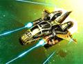 لعبة الدفاع و الحرب عبر النجوم