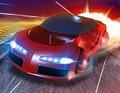 لعبة سباق سيارات النجوم